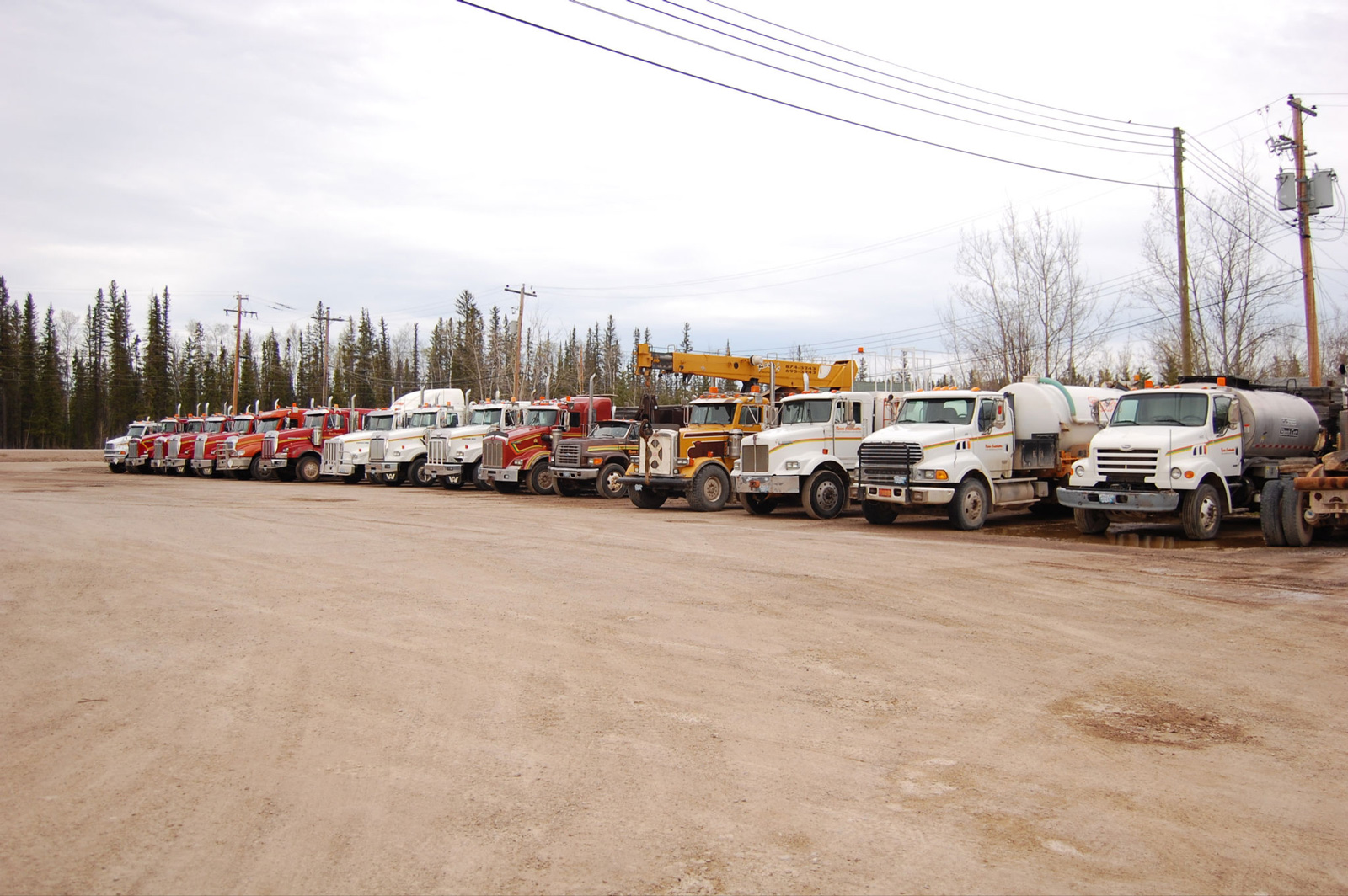 Rowes northwest territories construction 01 rowes group for Northwest construction